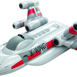 Nave Star Wars hinchable para piscina