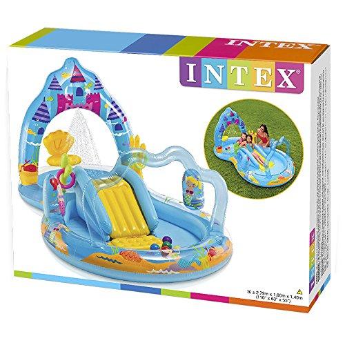 Centro juegos acuatico para niños y niñas