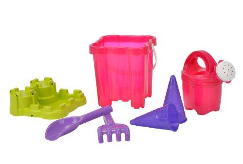 Conjunto de juguetes de palya castillos para niños y niñas