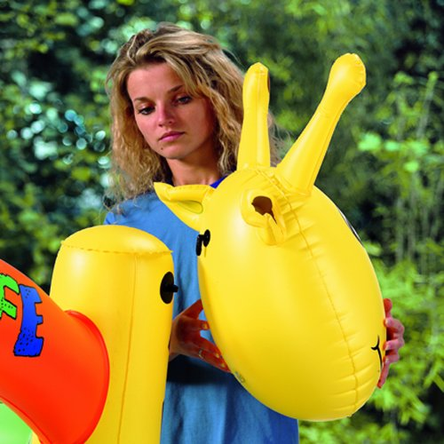 Castillo y piscina inflable para niños