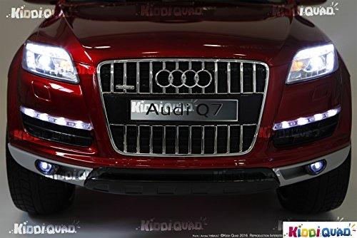 Coche eléctrico infantil Audi Q7