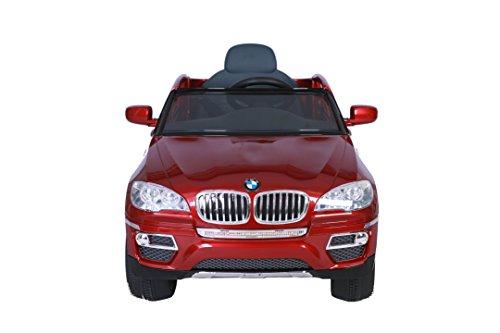 Coche Eléctrico Infantil BMW X6 para niños