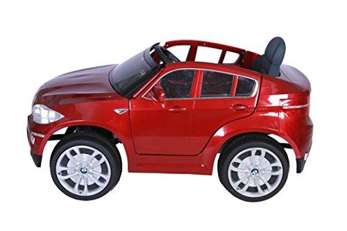 Espectacular coche electrico para niños y niñas BMW