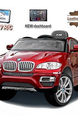 Coche Eléctrico Infantil BMW X6