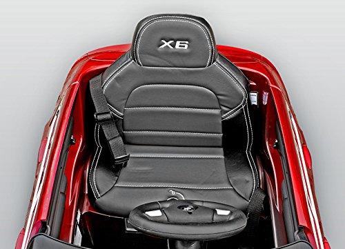 BMW-X6-coche electrico con asiento de alta calidad