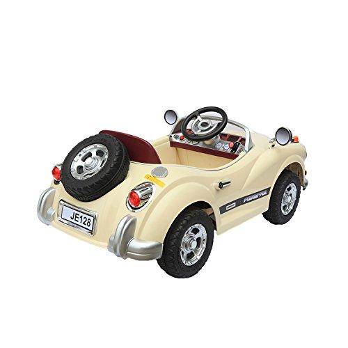 Coche para niños rolls royce con rueda repuesto