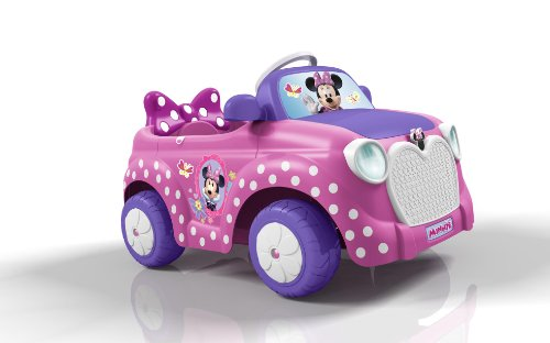 Feber-Coche-Minnie-Mouse