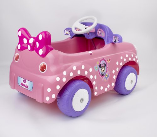 coche Minnie Mouse de Feber