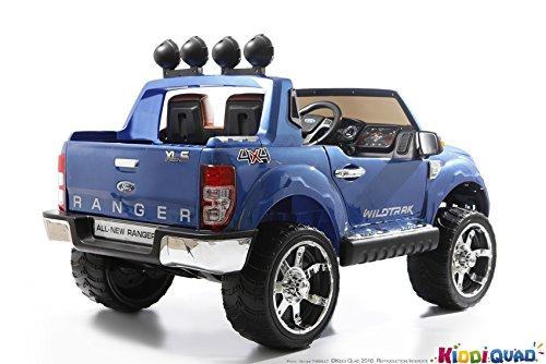 Coche Eléctrico Ford Ranger infantil
