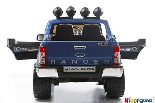 Coche Eléctrico infantil Ford Ranger con puertas abatibles