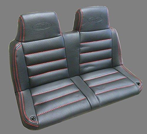 Coche electrico infantil con asientos polipiel