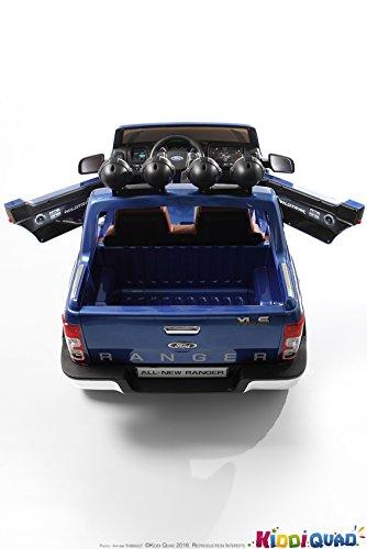 Coche Ford Ranger electrico para niños y niñas