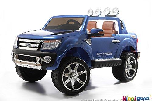 Coche Eléctrico Ford Ranger para niños