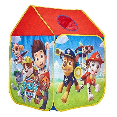 Casita de tela de la patrulla canina juguetespeque - Casitas de tela para ninos imaginarium ...