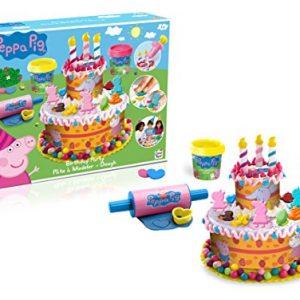 Set de plastilina pasteles Peppa Pig