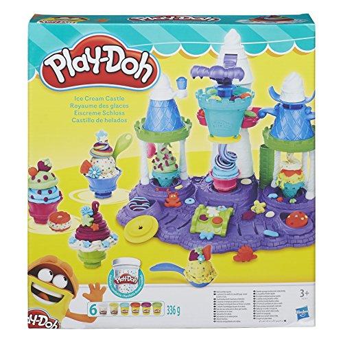 Play-Doh-Castillo-de-helados-para-niños-y-niñas
