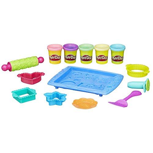 Juguete plastilina para nios y niñas para crear galletas