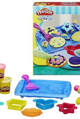 Juego plastilina fabrica de galletas PlayDoh