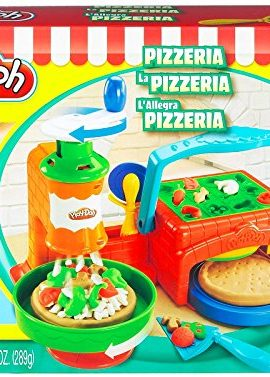 Pizzería de plastilina Playdoh