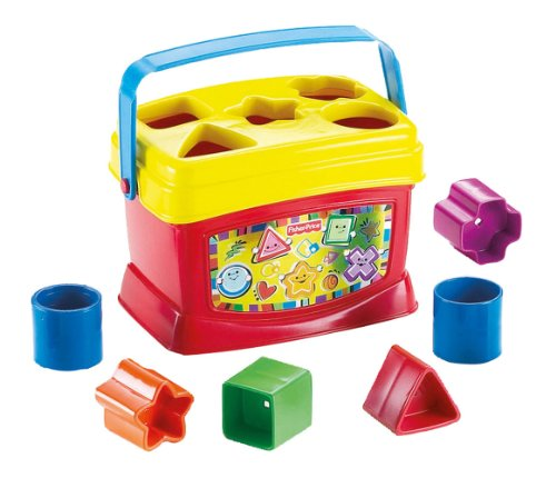 Bloques Encajables Infantiles Fisher Price
