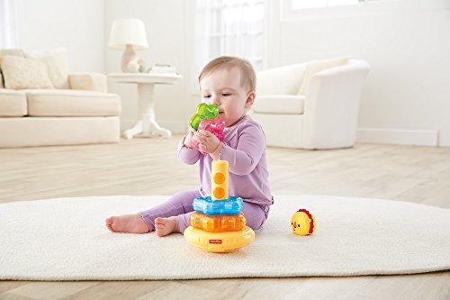 Fisher-Price-juguete apilable estrellas