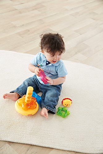Fisher-Price-juguete bebes apilable