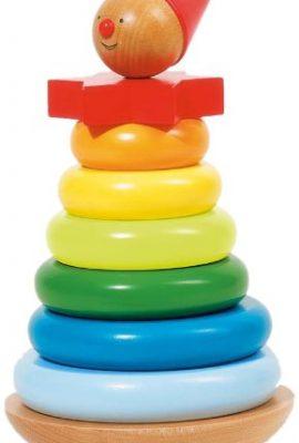 Juego bebé de piezas apilables Goki