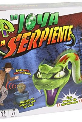 Juego la joya de la serpiente para familia