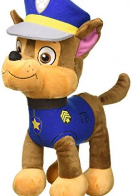 patrulla canina peluche Chase para niños y niñas
