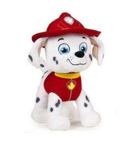 patrulla canina peluche marshall