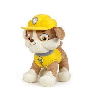 Patrulla canina peluche Rubble para niños y niñas