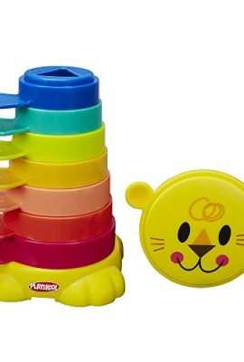 cubos apilables león Playskool