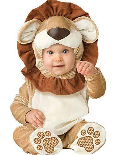 Disfraz León para bebés