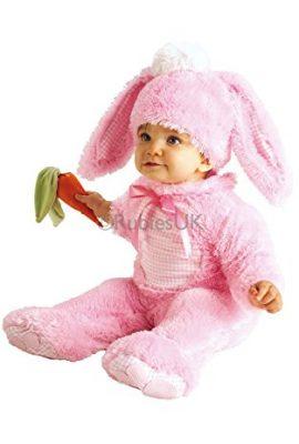 Disfraz Conejito Rosa para bebés