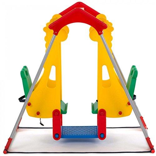 Balancin jirafa para niños y niñas