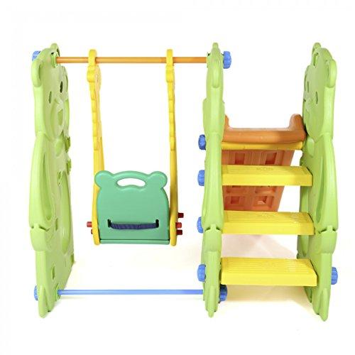 Centro de juegos infantil selva