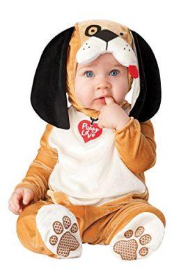 disfraz bebés perrito