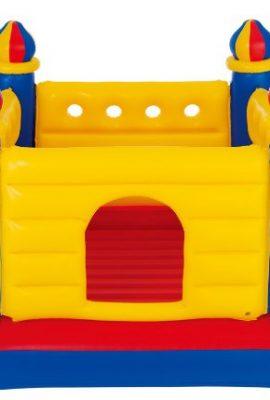 Castillo hinchable para niños y niñas
