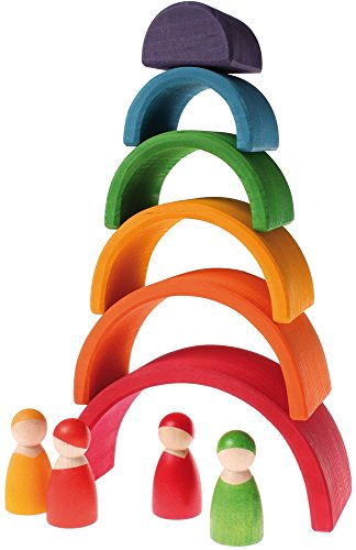 torres de madera para bebes