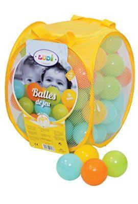 Cesto de 75 bolas para jugar