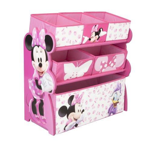 Estanteria de Minnie para niñas y niños