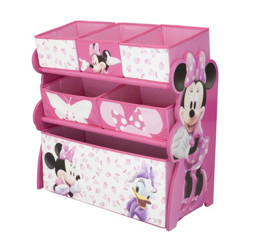 Estanteria de Minnie infantil