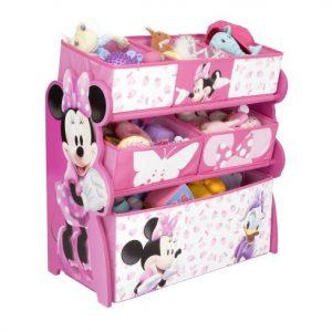 Estantería de juguetes Minnie