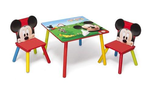 Mesa de Mickey Mouse para niños
