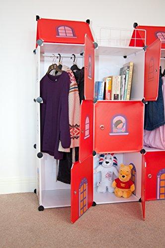 Armarios para guardar juguetes stunning este armario te - Armarios para juguetes ...
