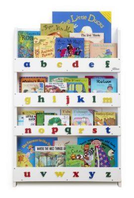 Librería infantil diseño letras