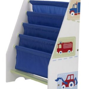 librería infantil diseño coche