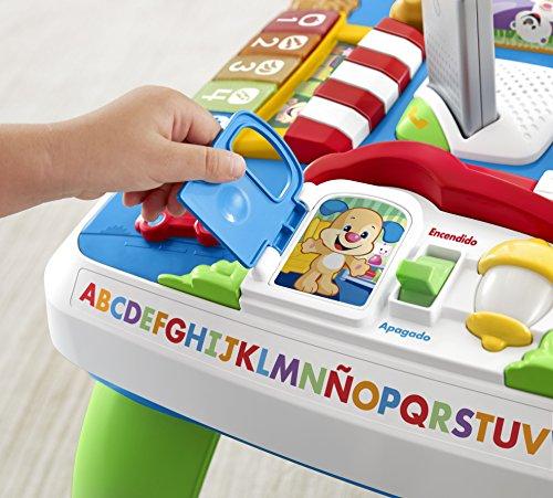Mesa de juegos para bebes