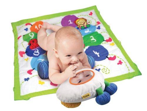 Mantita de juegos para bebes