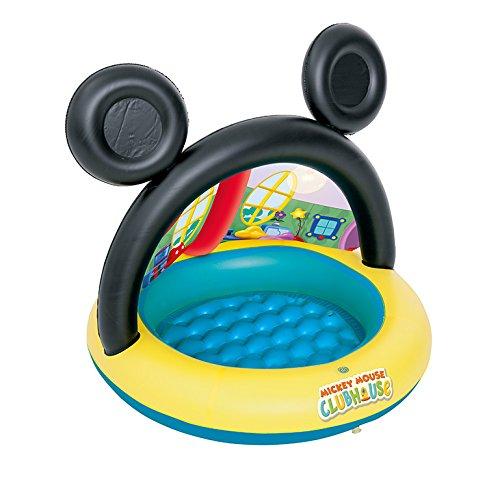 Piscina casita de Mickey
